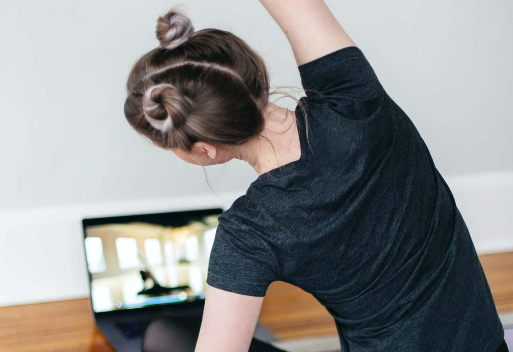 fitness live streaming class